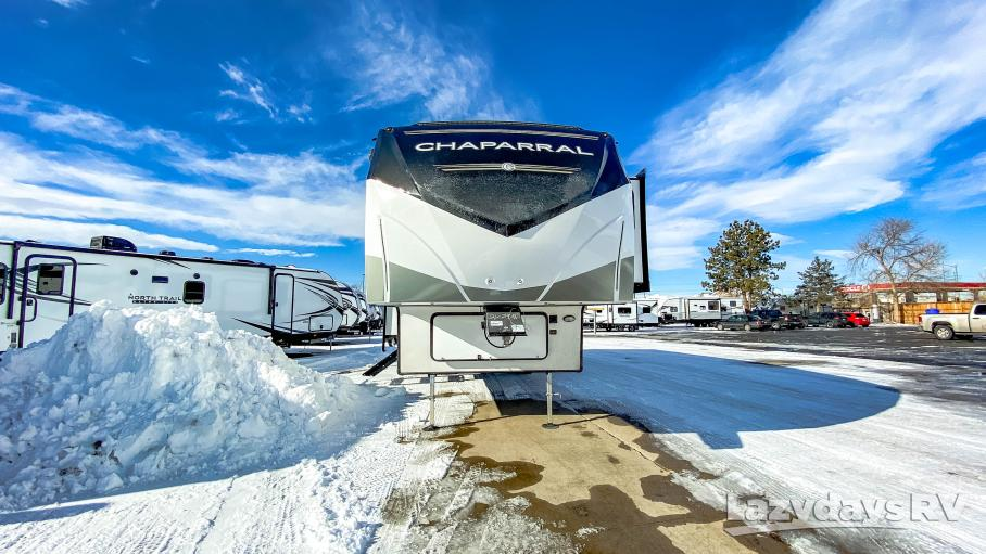2021 Coachmen RV Chaparral 298RLS