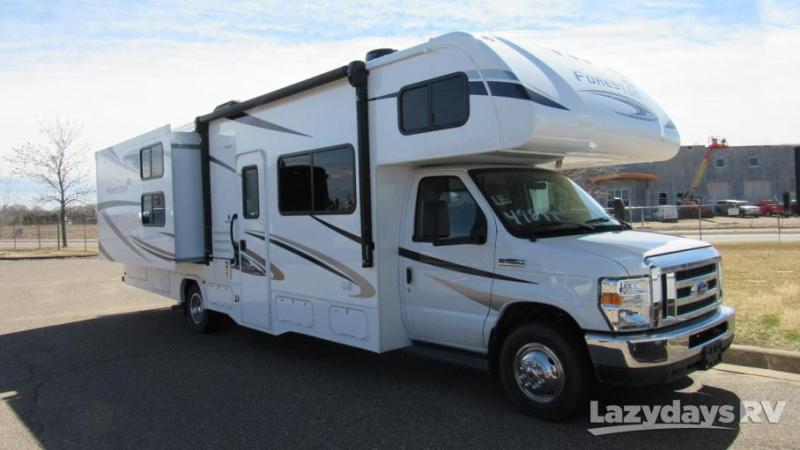 2020 Forest River Forester LE