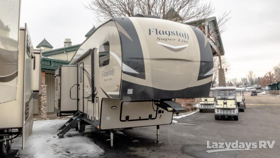 2019 Forest River Flagstaff Super Lite 526RLWS