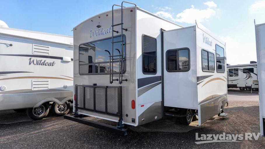 2016 Forest River Wildcat 295RSX