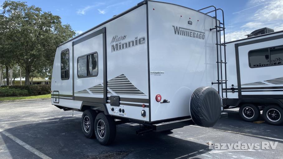 2021 Winnebago Micro Minnie 2106FBS