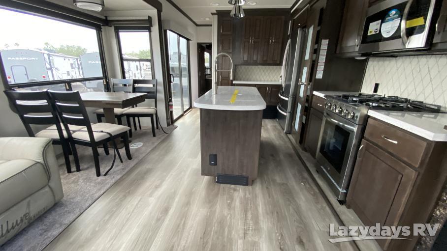 2021 Forest River Cedar Creek Cottage 40CCK