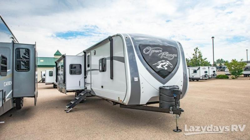 2021 Highland Ridge RV Open Range