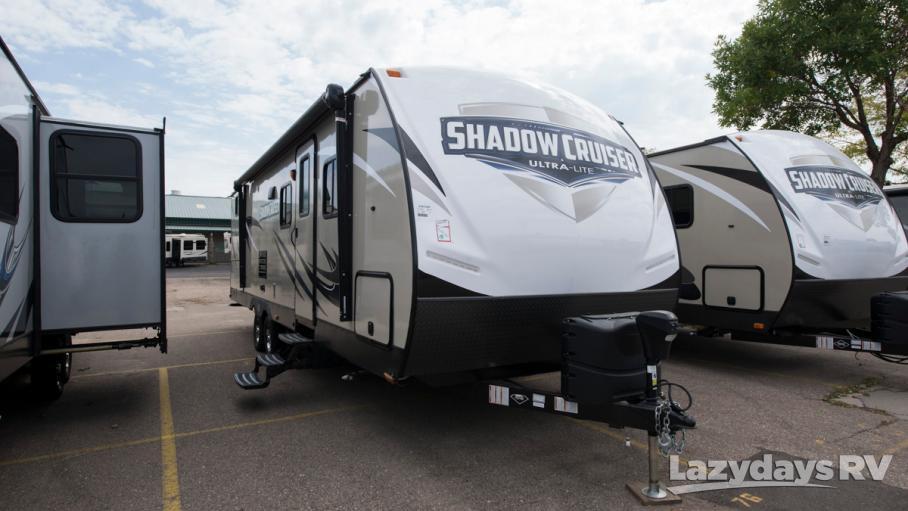 2018 Cruiser RV Shadow Cruiser Ultra Lite 280QBS