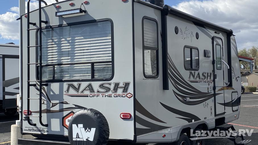 2021 Northwood Nash 17K