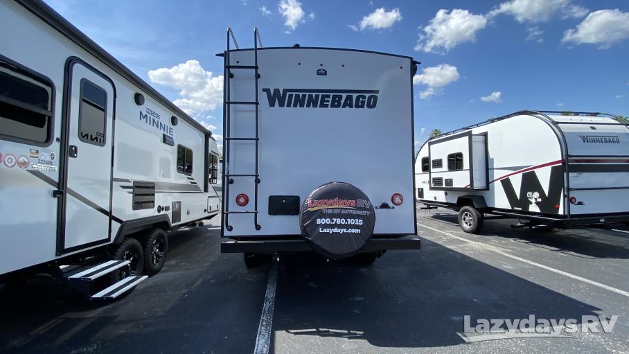 2021 Winnebago Industries Towables Micro Minnie 1700BH