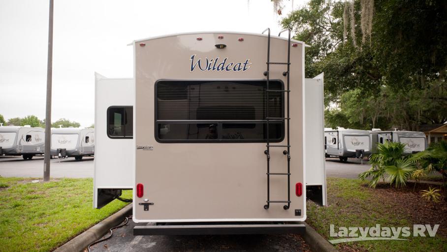 2016 Forest River Wildcat 275CKX