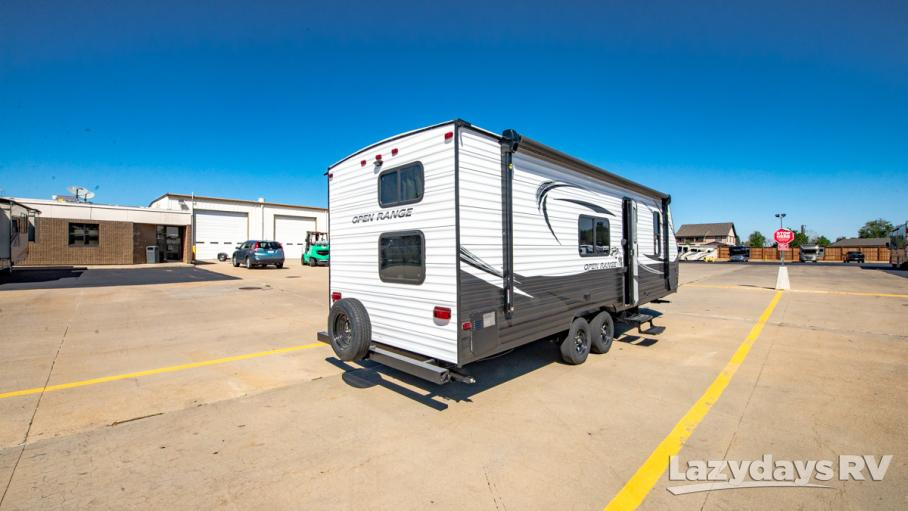 2021 Highland Ridge RV Open Range 26BH