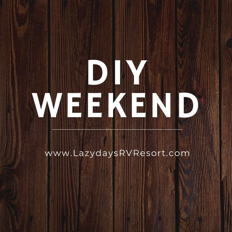 DIY Weekend 2