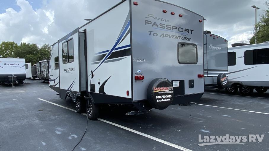 2020 Keystone RV Passport 240BH