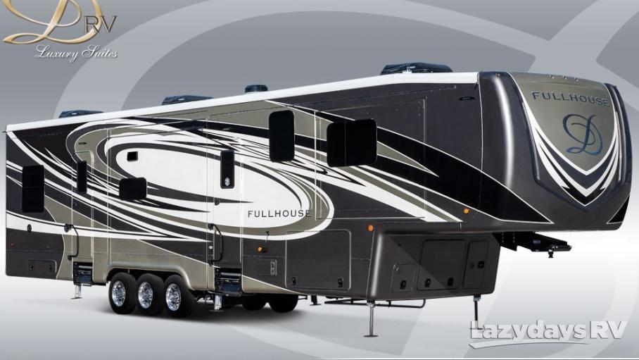 2021 DRV Luxury Suites FullHouse