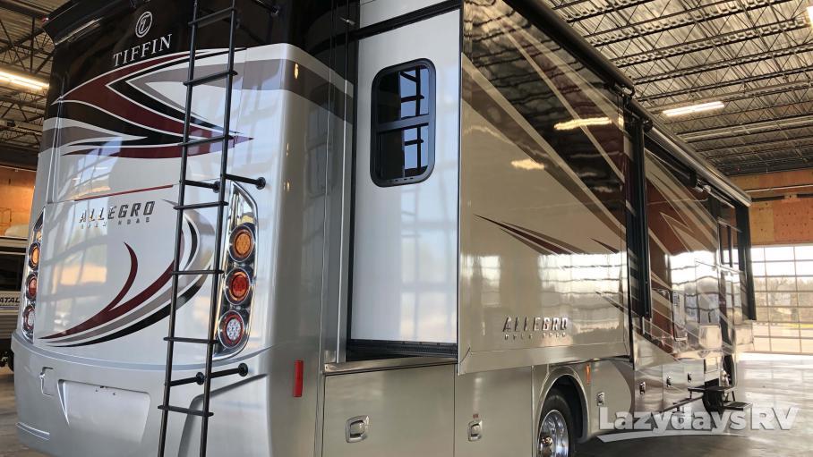 2017 Tiffin Motorhomes Allegro 34 PA