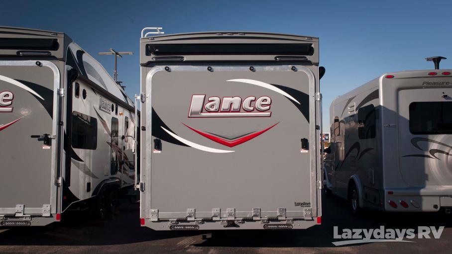 2015 Lance Lance Toy Hauler 2612