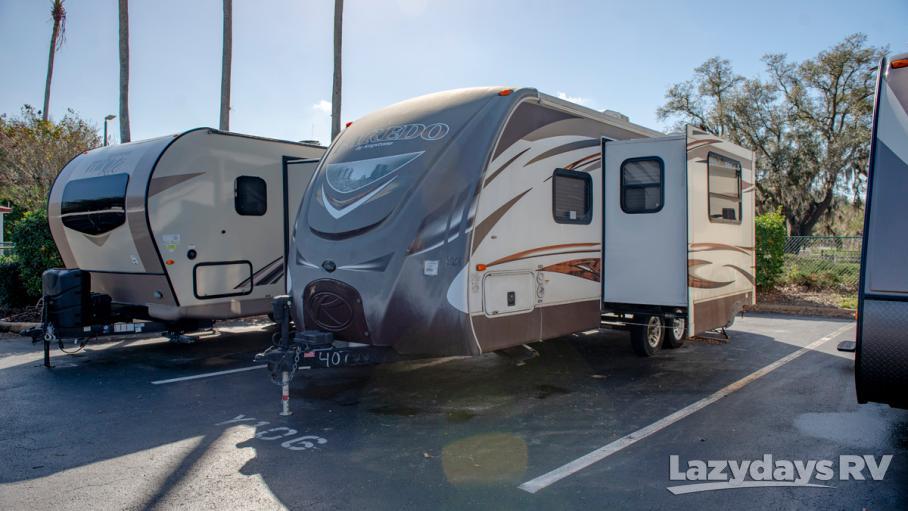 2014 Keystone RV Laredo 240MK