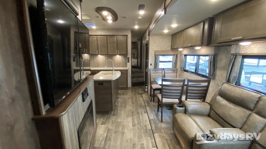 2018 Highland Ridge RV Mesa Ridge 374BHS