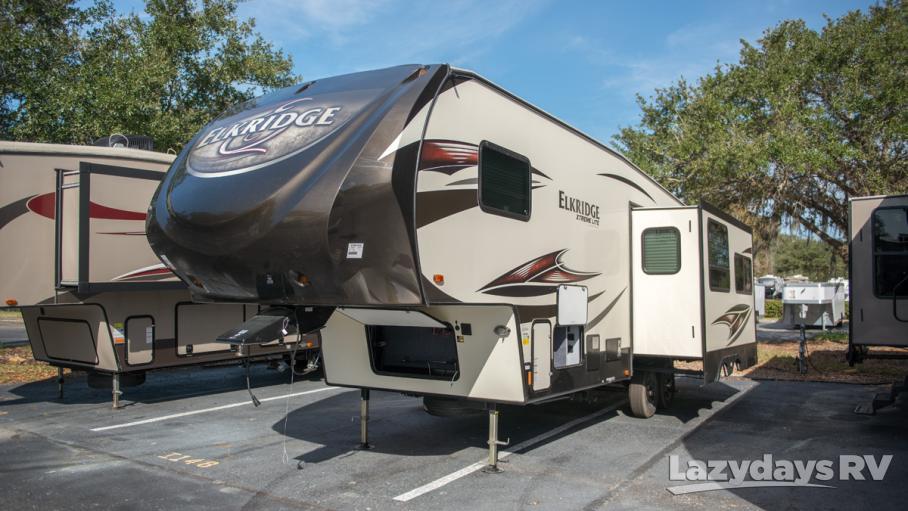 2017 Heartland Elkridge Extreme Lite E293