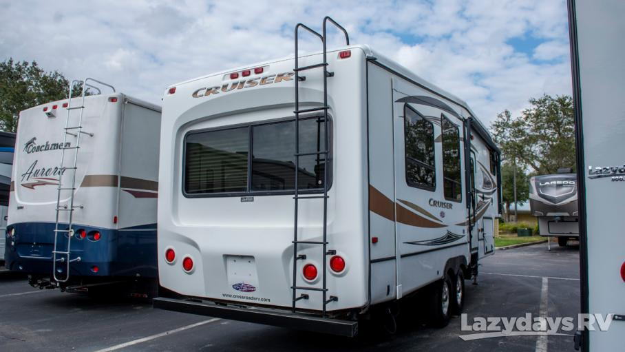 2013 Crossroads RV Cruiser Patriot 5th 315RE
