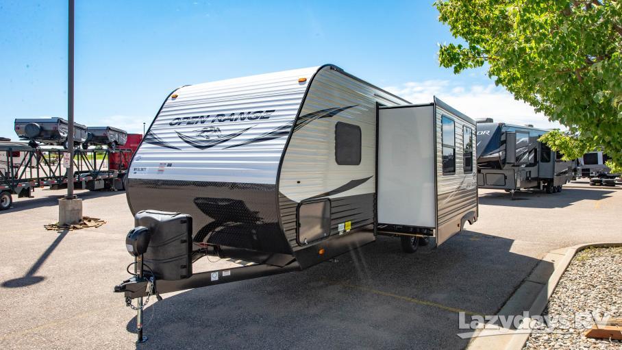 2021 Highland Ridge RV Open Range 26BHS