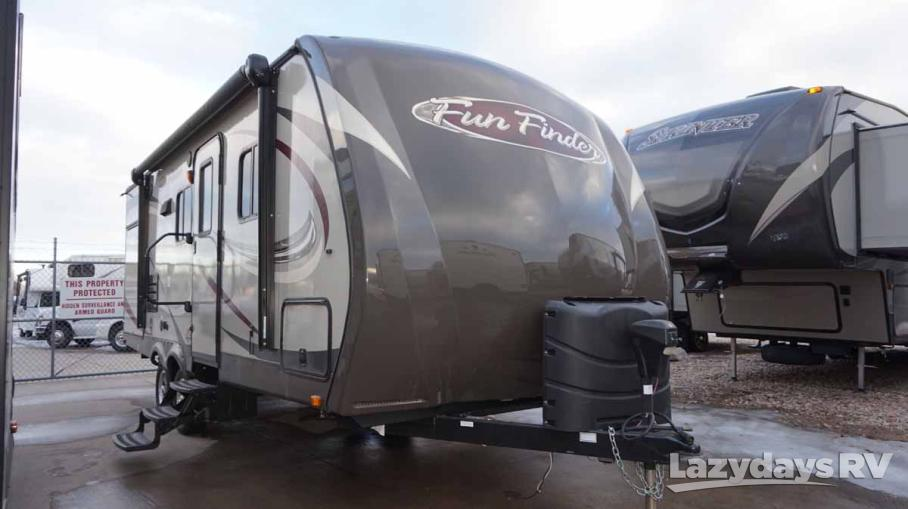 2015 Cruiser RV Fun Finder 215WSK