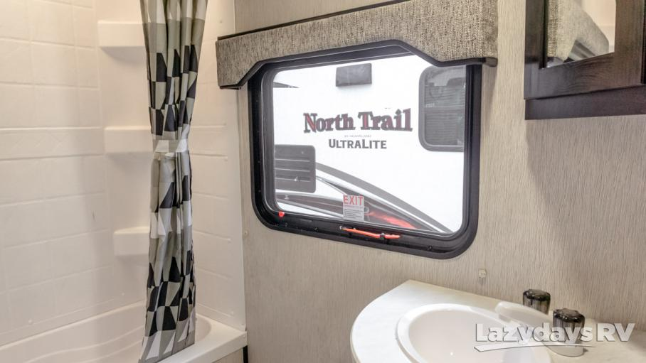 2019 Heartland North Trail 24BHS