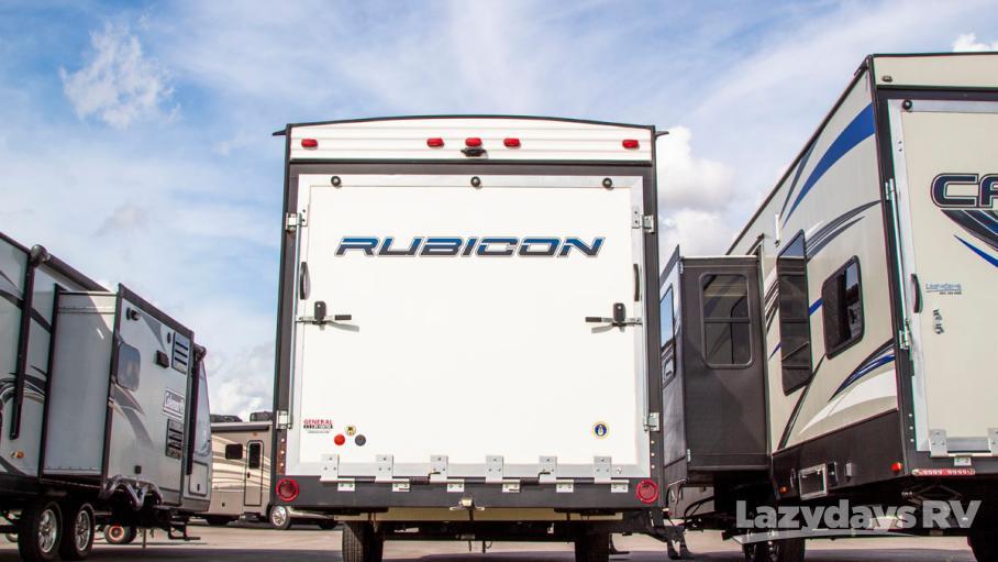 2018 Dutchmen Rubicon 301XLT
