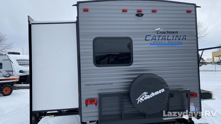 2021 Coachmen RV Catalina Legacy 343BHTSLE