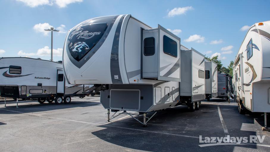 2018 Highland Ridge RV Open Range 5th 370RBS