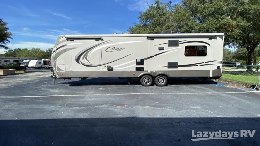 2014 Keystone RV Cougar High Country 321RES