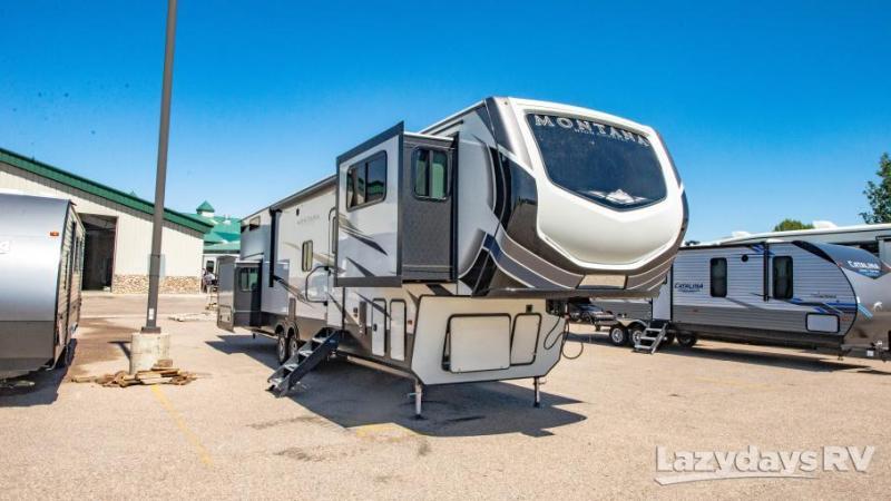 2021 Keystone RV Montana High Country