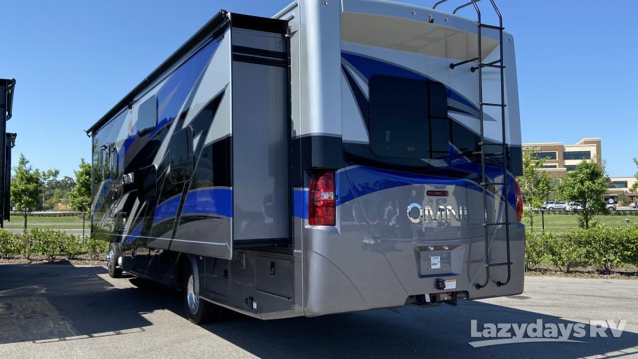 2021 Thor Motor Coach Omni RB34