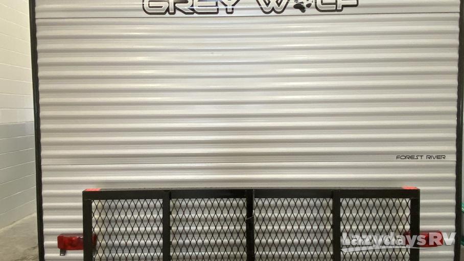 2021 Forest River RV Cherokee Grey Wolf 26DBH