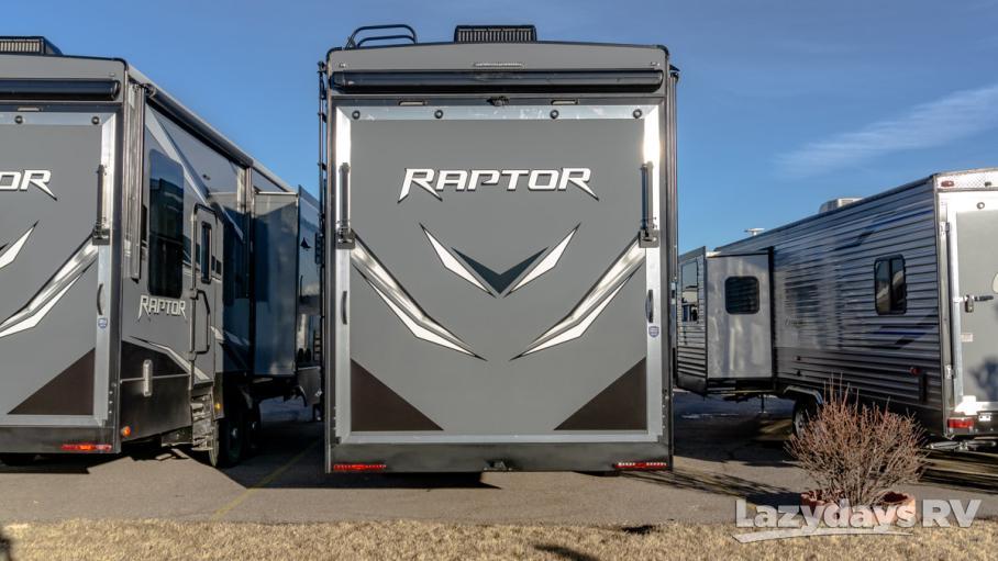 2019 Keystone RV Raptor 354