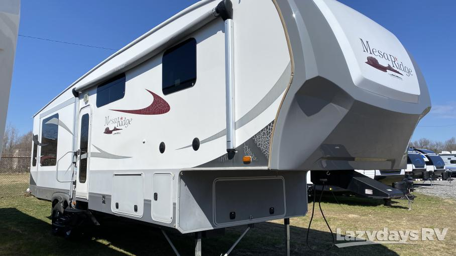 2013 Open Range RV Mesa Ridge