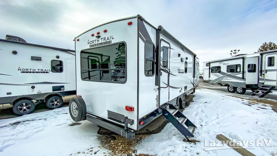 2021 Heartland North Trail 25LRSS