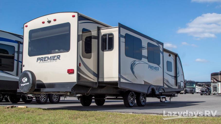 2018 Keystone RV Bullet Premier 34RIPR