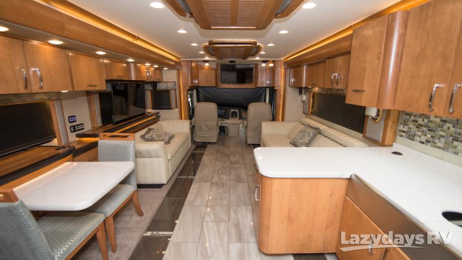 2016 American Coach American Eagle 45A