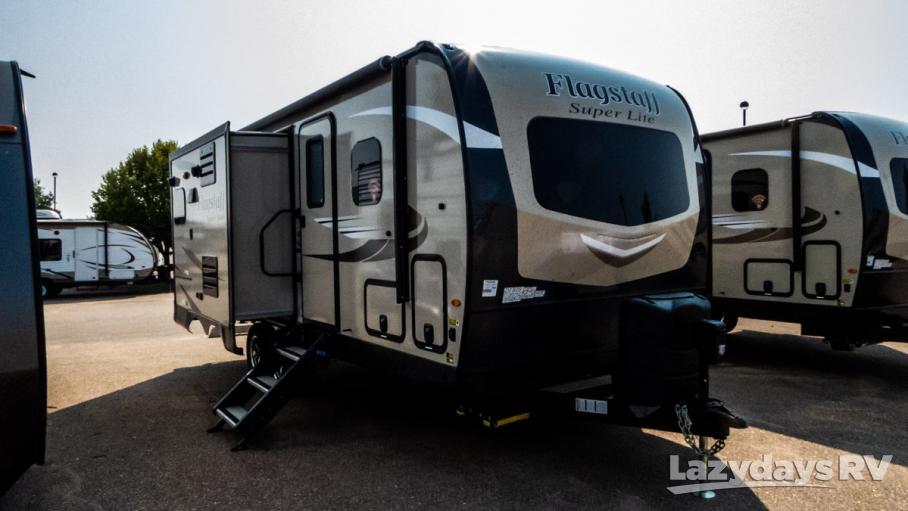 2019 Forest River Flagstaff Super Lite 23FBDS