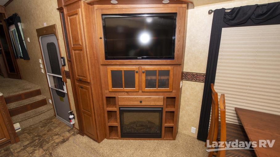 2012 Jayco Pinnacle 34RLTS