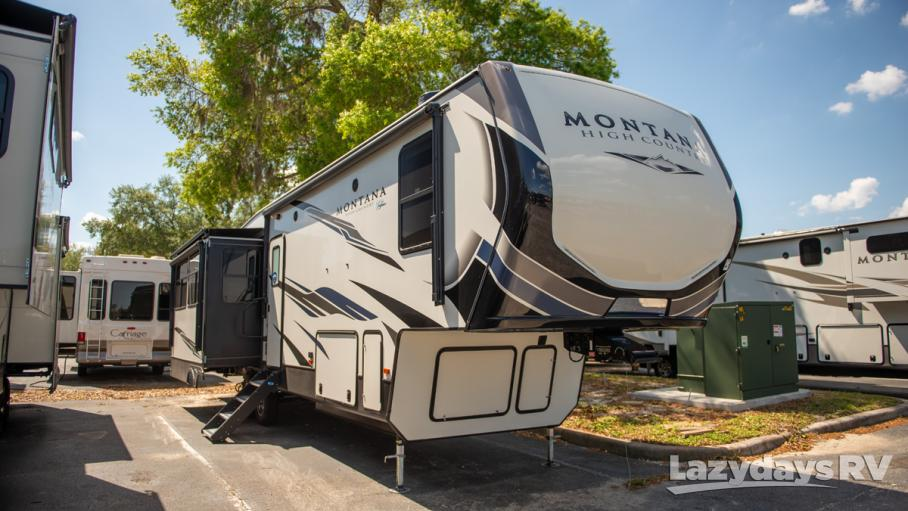 2020 Keystone RV Montana High Country 331RL