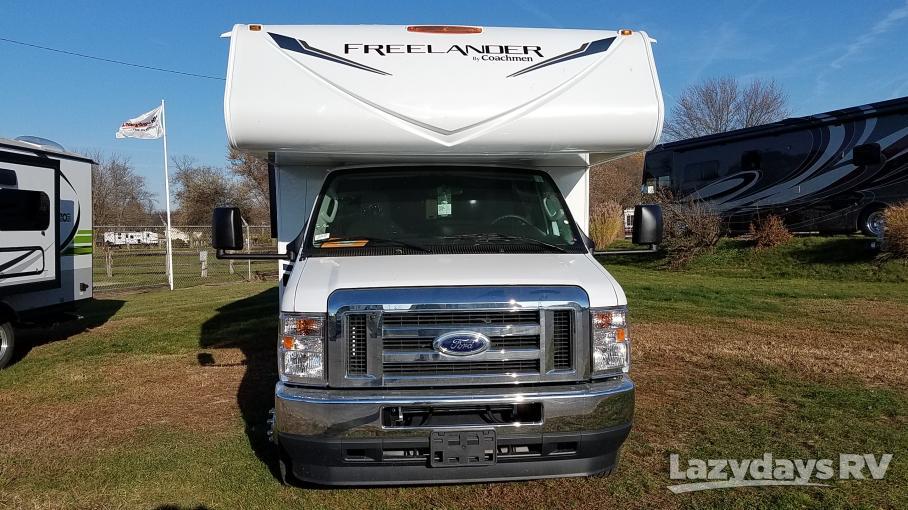 2021 Coachmen RV Freelander 27QB Ford 350