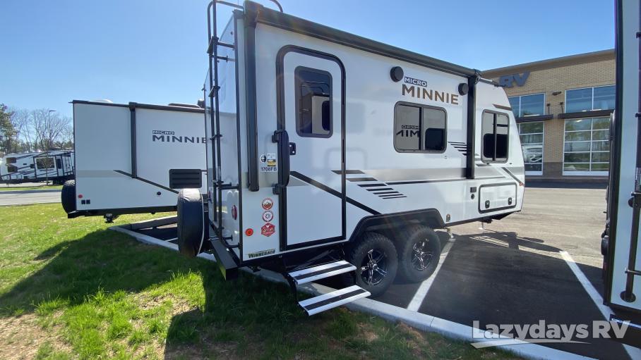 2021 Winnebago Industries Towables Micro Minnie 1708FB