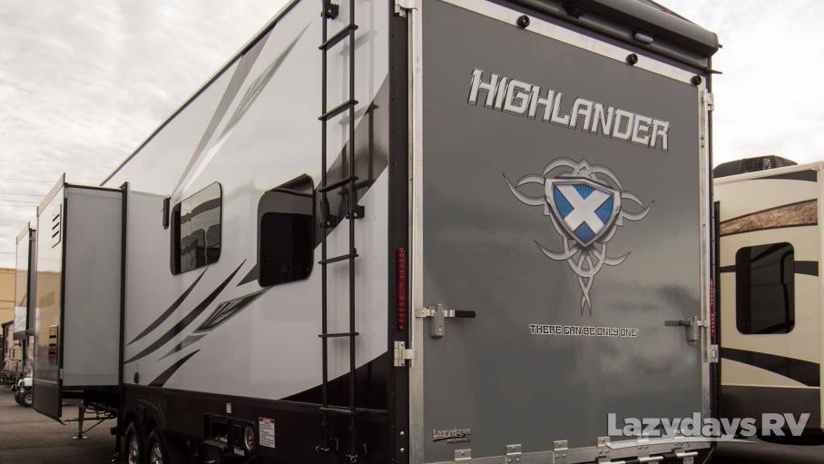 2018 Highland Ridge RV Highlander 350H