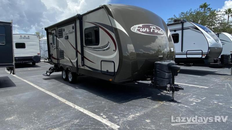 2017 Cruiser RV Fun Finder Xtreme Lite