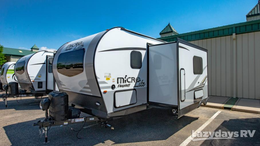 2021 Forest River Flagstaff Micro Lite 25BRDS
