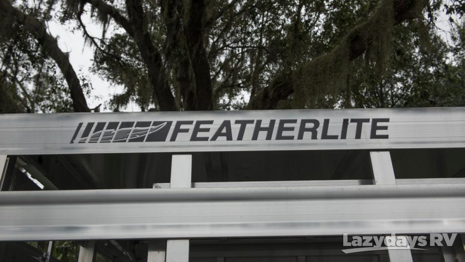 2016 Featherlite Stock Trailer 8107