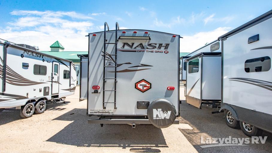 2021 Northwood Nash 23D