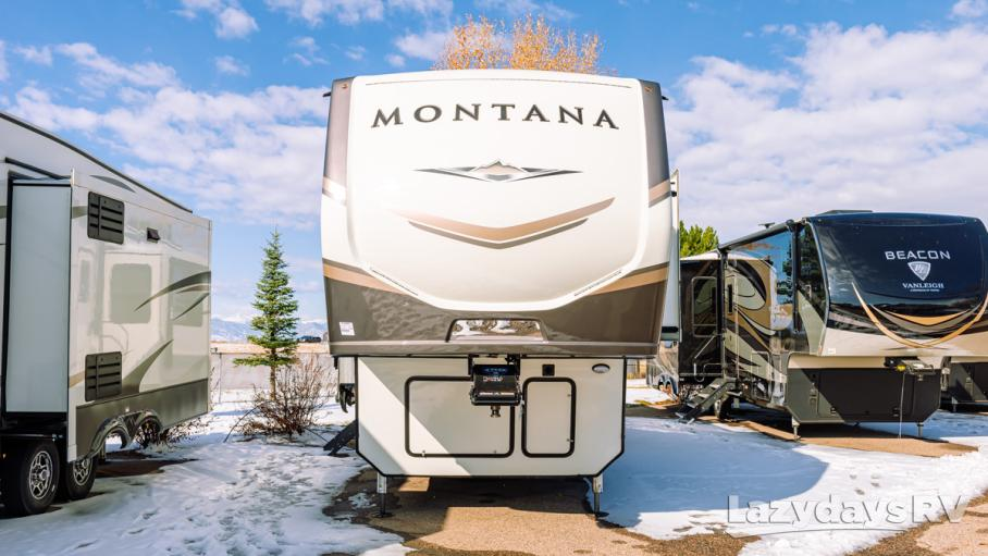 2020 Keystone RV Montana 3930FB