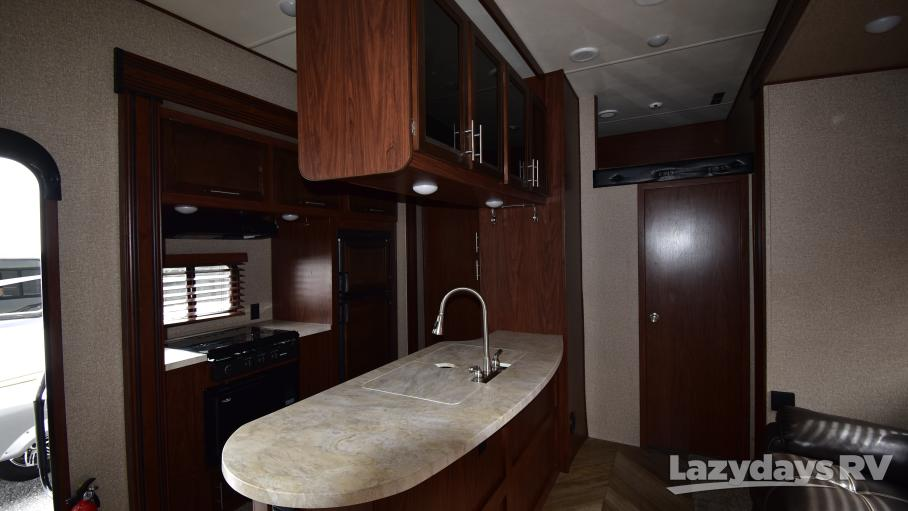 2017 Forest River RV Vengeance 320A