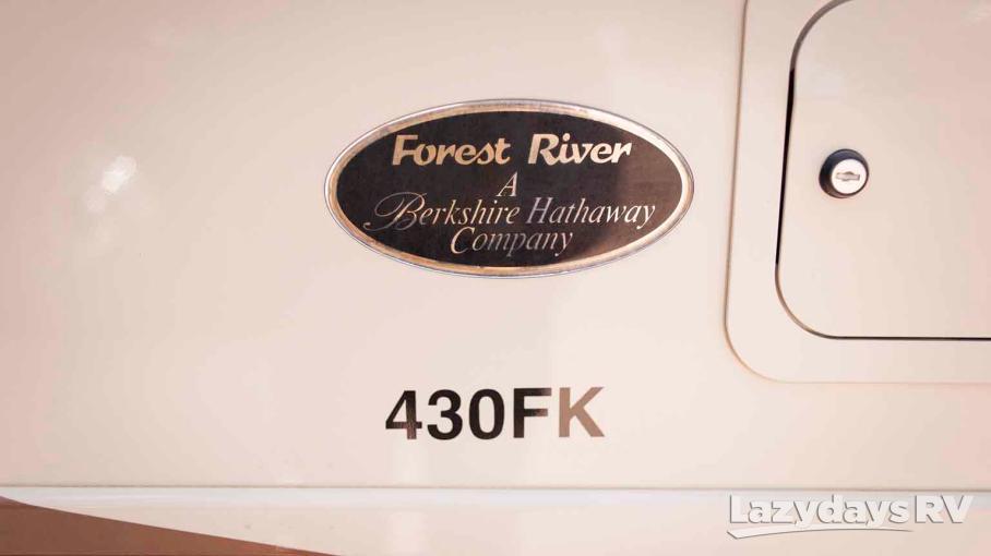 2014 Forest River Charleston 430FK