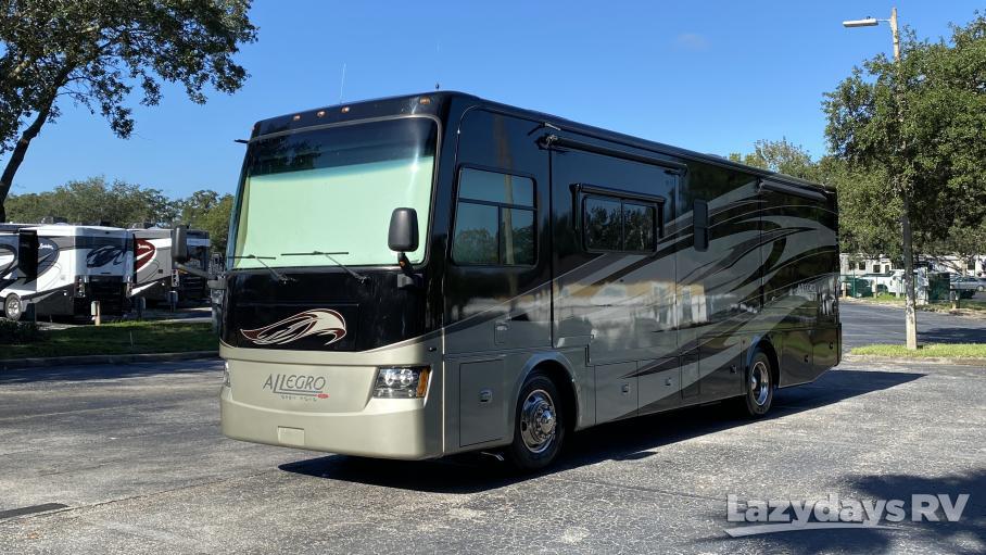 2012 Tiffin Motorhomes Allegro RED 34 QFA